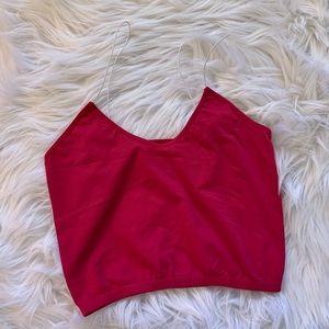 NEW Free People skinny strap seamless brami—IRR